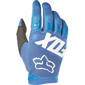 Fox Dirtpaw Gloves Herre blue